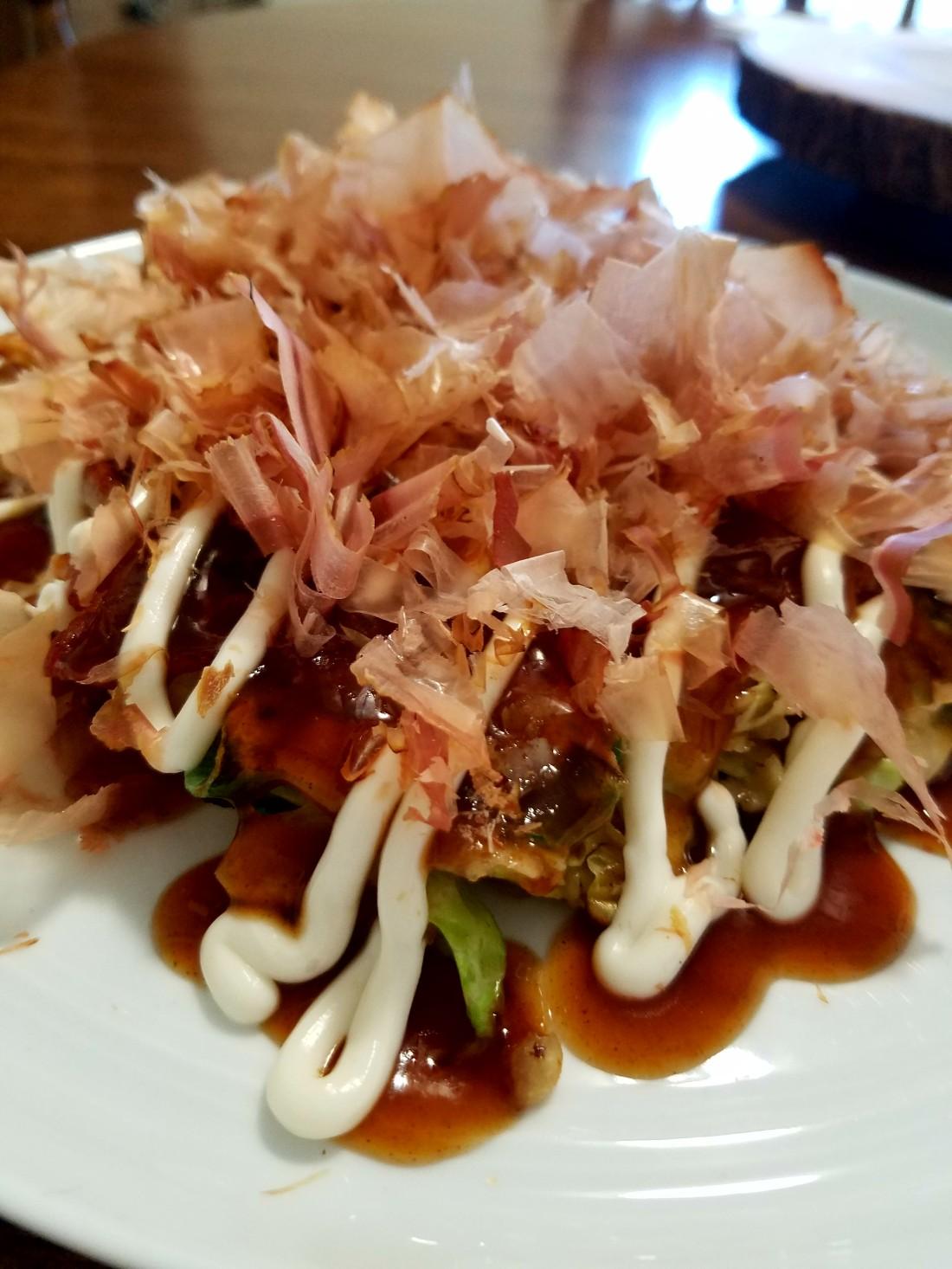 Okonomiyaki Complete 1