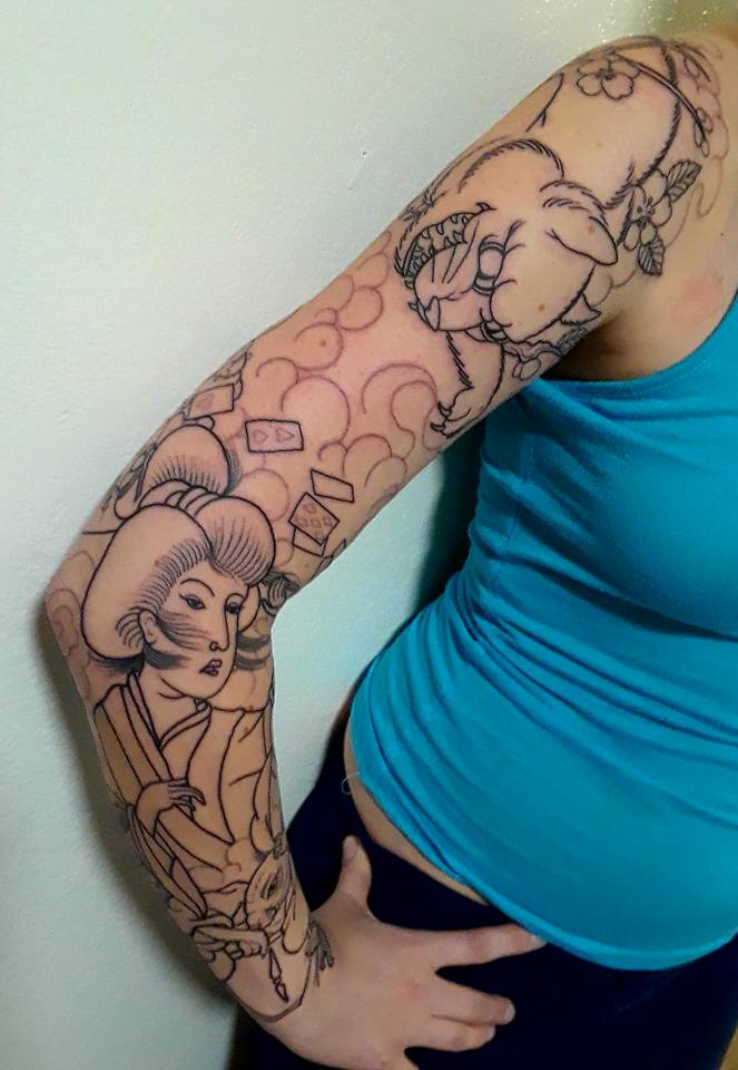 sleeve 1